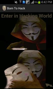 Born To Hack apk screenshot