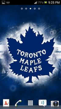 Maple Leafs Wallpaper apk screenshot