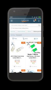 Onderdil Motor Indonesia apk screenshot