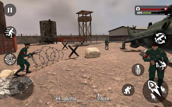 Army Commando Strike Battlegrounds Survival screenshot 12