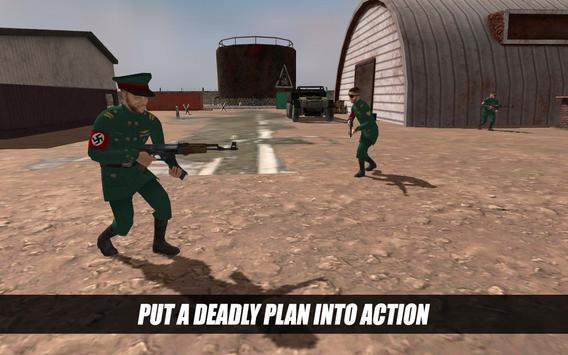 Army Commando Strike Battlegrounds Survival screenshot 15