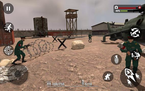Army Commando Strike Battlegrounds Survival screenshot 8