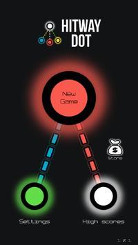Hitway Dot poster