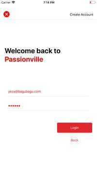Passionville.id (Unreleased) screenshot 1