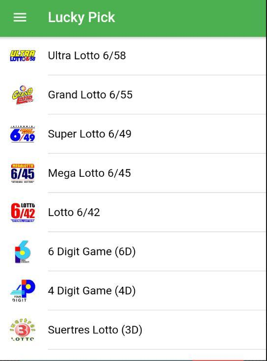 Lucky Pick for Android - APK Download
