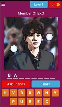 Guess Kpop Star poster