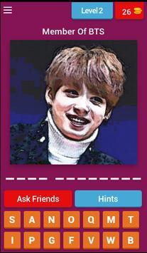 Guess Kpop Star screenshot 1