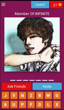 Guess Kpop Star screenshot 2