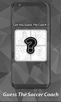 Guess The Soccer Coach poster