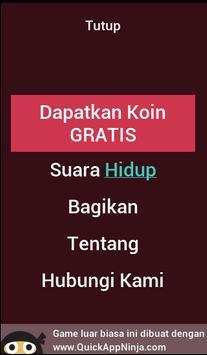 Tebak Nama Buah Terbaru apk screenshot