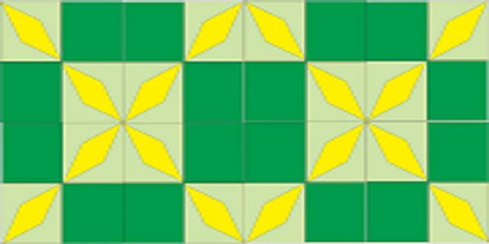 batik matematika poster