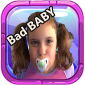 Bad Baby victoria Candy Land icon
