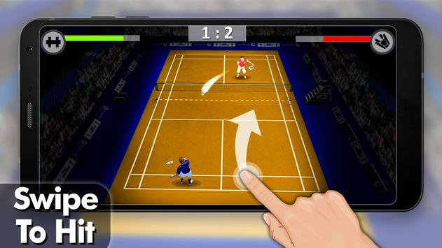 Badminton Super League 2018 screenshot 1