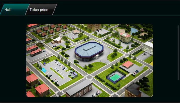 Badminton Manager screenshot 1