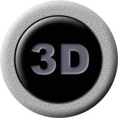 BadonguTech 3D Movie Player (Anti Alias/Moire SBS) icon
