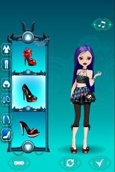 Fashion Doll Dress Up screenshot 3