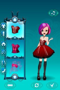Fashion Doll Dress Up poster