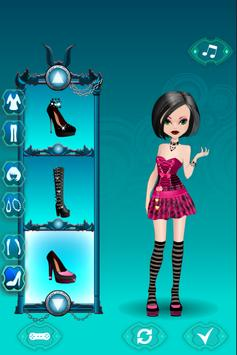 Fashion Doll Dress Up screenshot 1