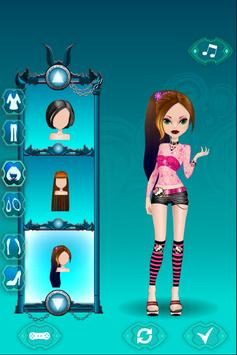 Fashion Doll Dress Up screenshot 2