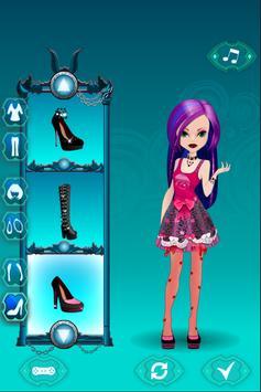 Fashion Doll Dress Up screenshot 4
