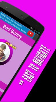 Dime - Bad Bunny, J Balvin, Arcángel, De La Ghetto poster