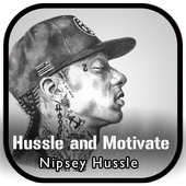 Hussle and Motivate - Nipsey Hussle icon