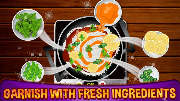 Biryani-kids Cooking Games screenshot 10