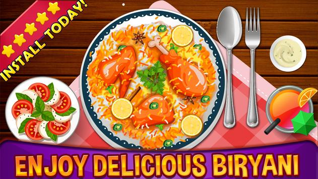 Biryani-kids Cooking Games screenshot 11