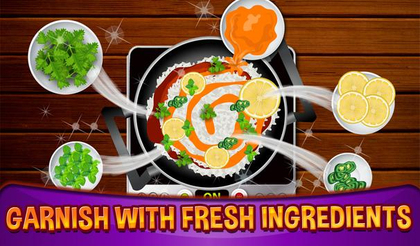 Biryani-kids Cooking Games screenshot 2