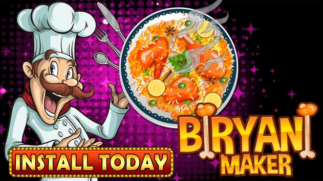 Biryani-kids Cooking Games screenshot 8