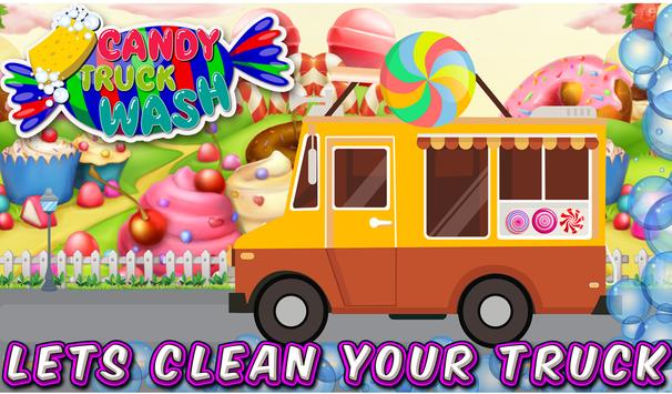 Luxury Truck Wash-Cotton Candy apk screenshot