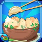 Dumpling-Cooking Games icon
