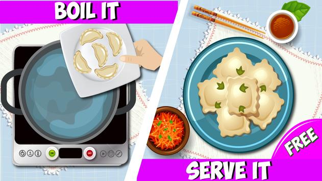 Dumpling-Cooking Games screenshot 3
