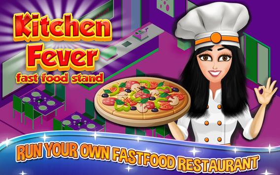 Kitchen Fever:Street Food Shop screenshot 4