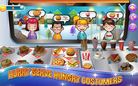 Kitchen Fever:Street Food Shop apk screenshot