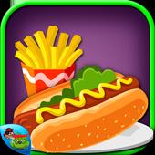 Hotdog Maker–Cooking Games icon