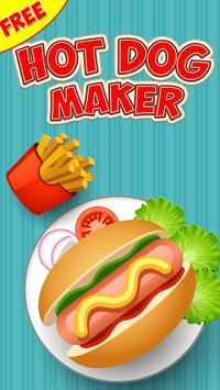 Hotdog Maker–Cooking Games poster