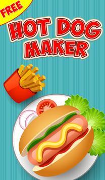 Hotdog Maker–Cooking Games screenshot 6