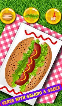 Hotdog Maker–Cooking Games screenshot 8