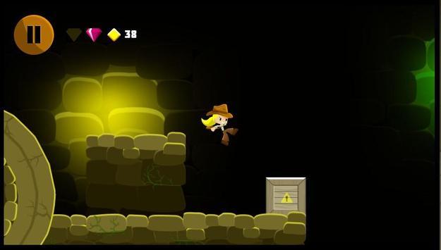 Kitty Kroft & the Golden Skull screenshot 1
