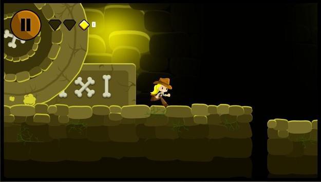 Kitty Kroft & the Golden Skull screenshot 2
