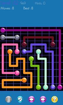 Draw Line Bubbles apk screenshot