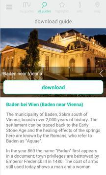 Baden near Vienna apk screenshot