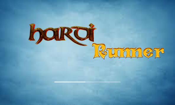 Hardi Runner poster