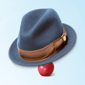"""""""animal crossing"""" Remember Hat icon"""