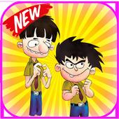 Bandbudh Aur Budbak Adventure Game icon