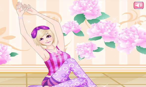 Fashion Yoga Dress Up apk screenshot