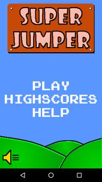 Super Jump Coin Hero poster