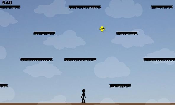 Stickman Climber apk screenshot
