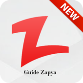 Guide for Zapya transfer tip icon